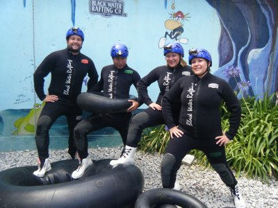 Looking good in our full wetsuits