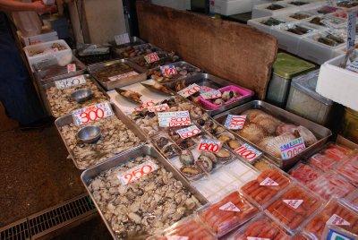 Fresh seafood anyone?