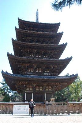 Japanese Pagaoda