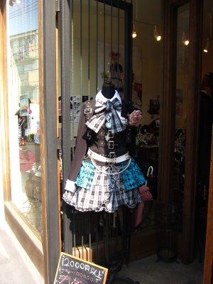 Harajuku outfit!