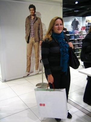 Shopping in Tokyo!