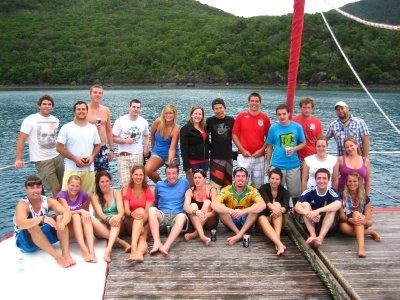 The Tongara Crew