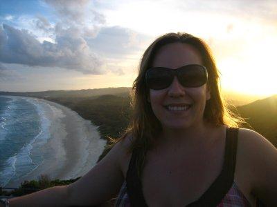 Jacq at Byron Bay