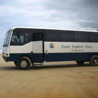 Our 4X4 Coach