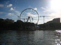 the WOB (wheel of Brisbane)