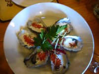 Delicous oysters!