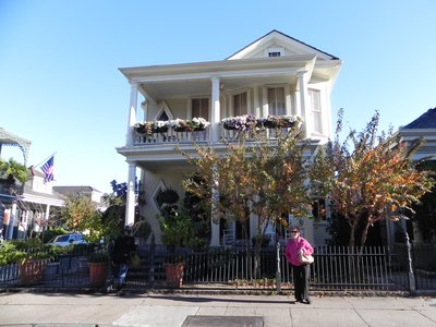 french quarter historic home