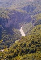 Vikos Gorge Trail in Greece