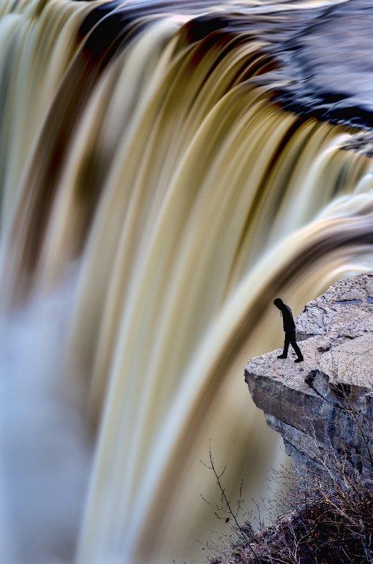 Alexandra Falls NWT Canada