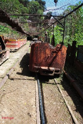 The Rusty Equipment