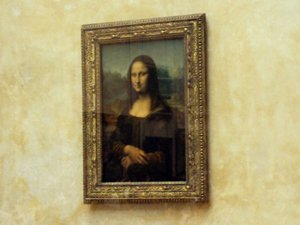 The-Mona-Lisa-@-the-Louvre-Museum