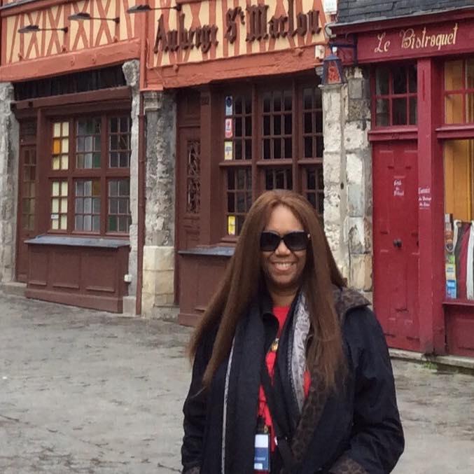 Gerri in Rouen france