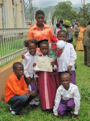 Favour's graduation