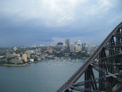View from Harbour Bridge