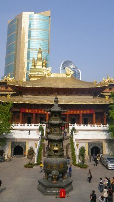 Jing&#39;an Temple