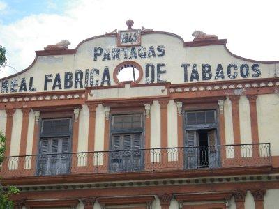 Real Fabrica de Tabacos Partagas