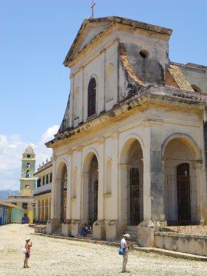 Iglesia Parroquial de la Santisma Trinidad