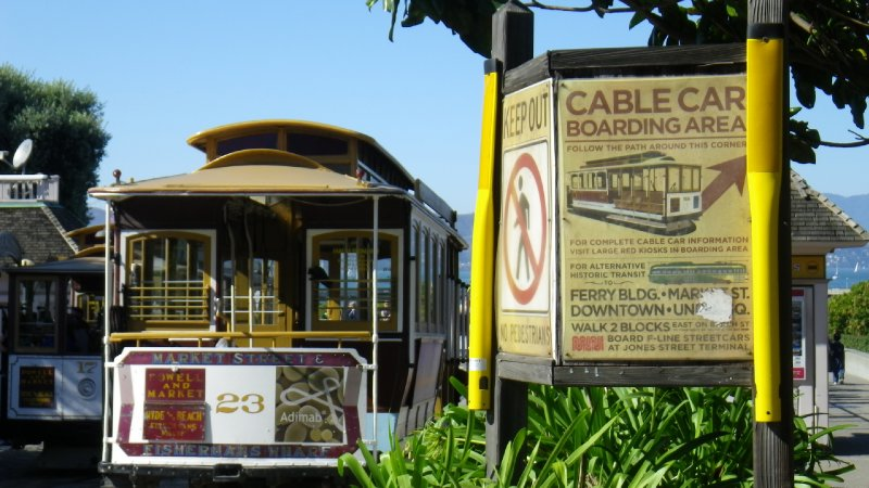 Cable Car Station