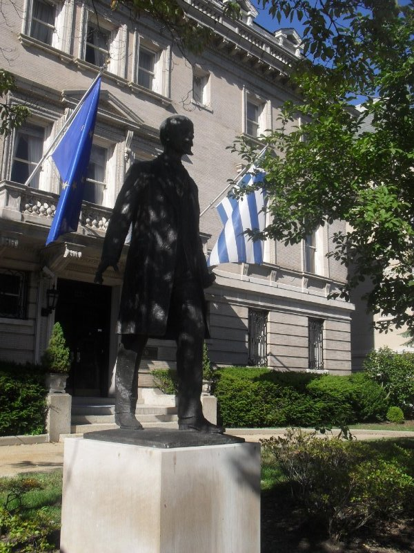Venizelos- Greek National Hero
