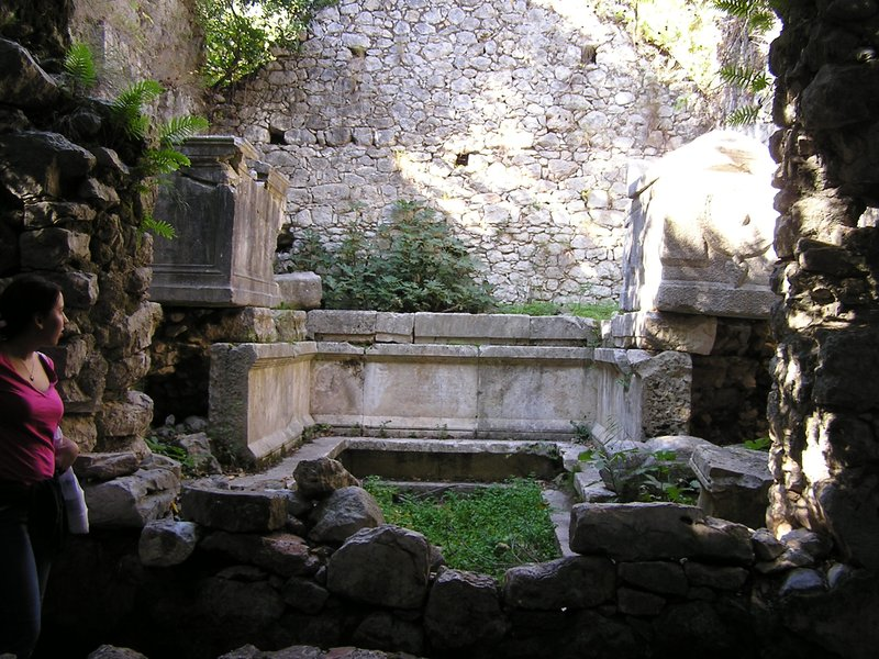 Lycinian Mausoleum