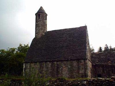 Glendalough Monastery