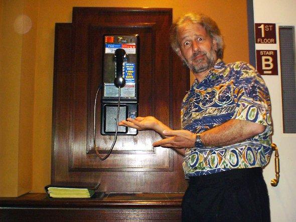 Public phone? Photo by beerman
