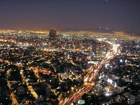 sprawling Mexico City