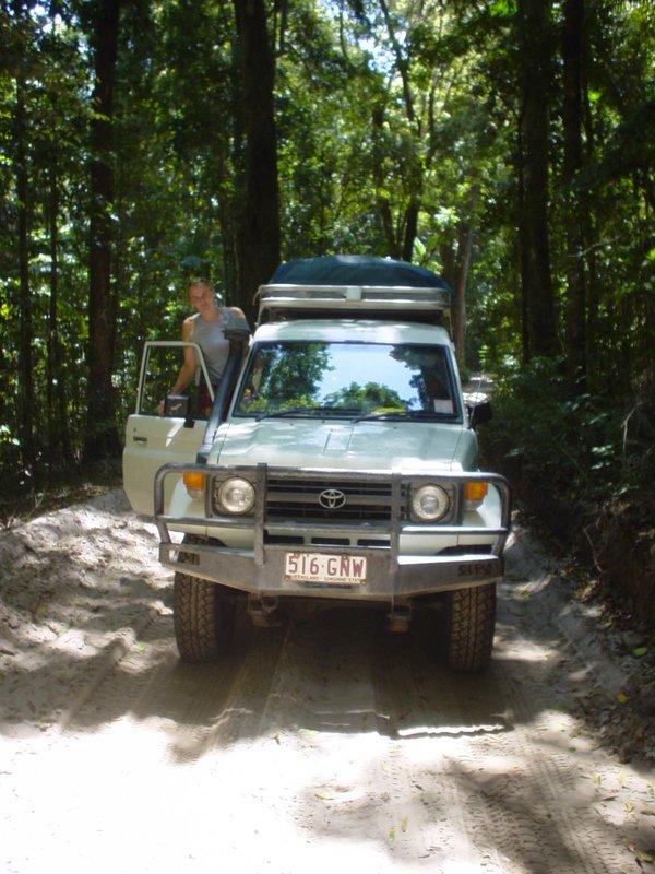 Fraser Island Safari