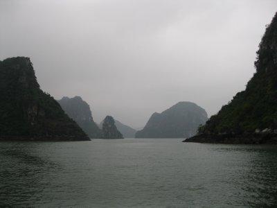 Halong Bay boat trip (10)