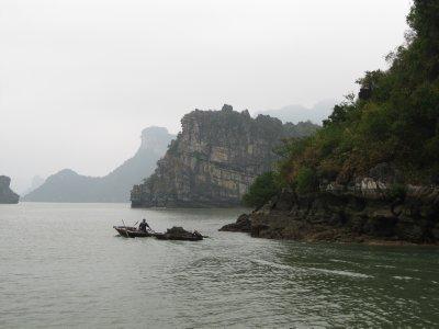 Halong Bay boat trip (12)