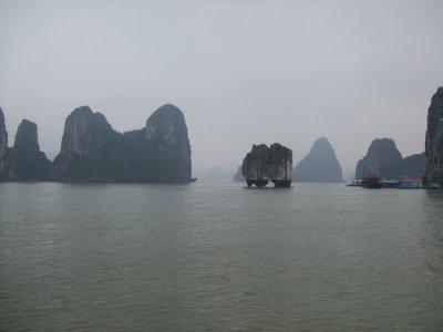 Halong Bay boat trip (5)
