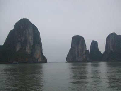 Halong Bay boat trip (6)