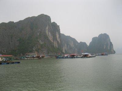 Halong Bay boat trip (9)