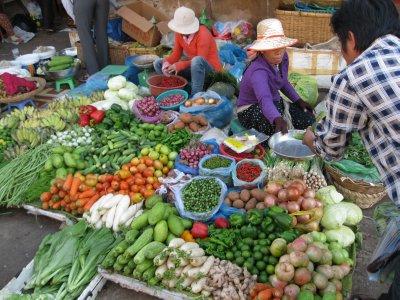 Battambang Market