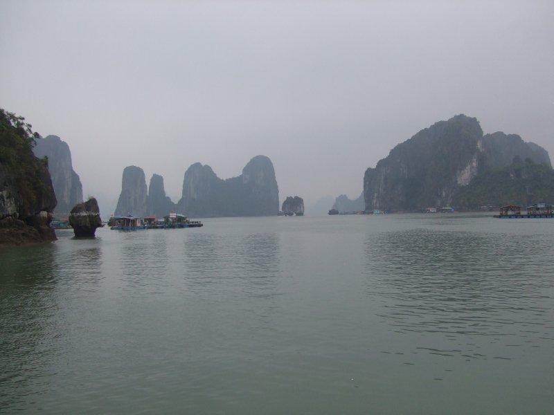 Halong Bay boat trip (4)