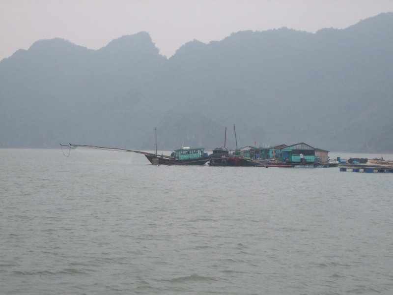 Halong Bay boat trip (8)