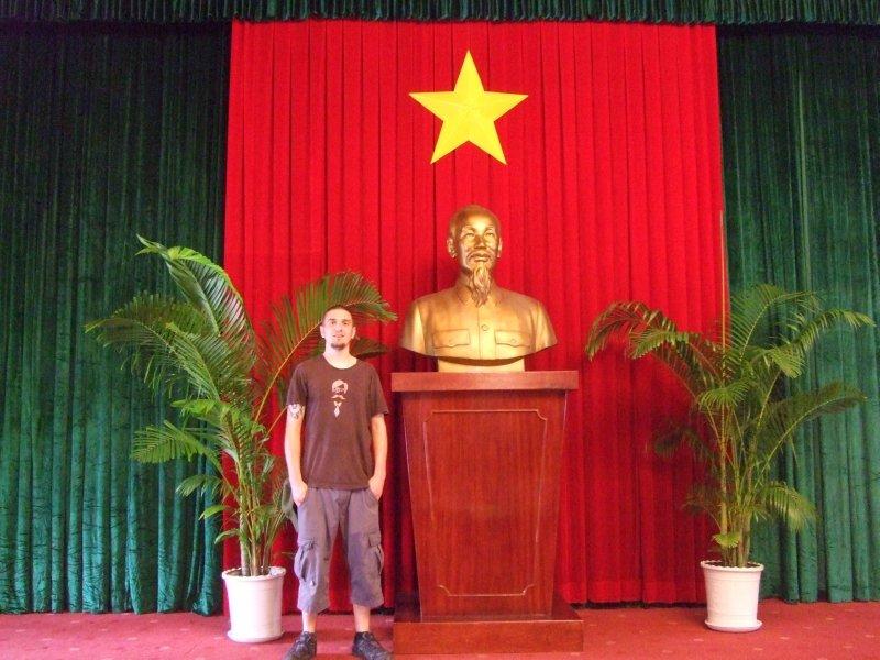 Jay & Ho Chi Minh