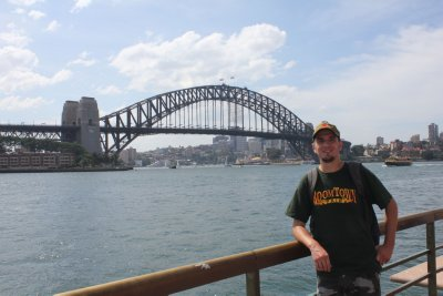 Jay & the Harbour Bridge
