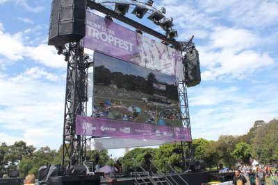 Tropfest in Hyde Prk