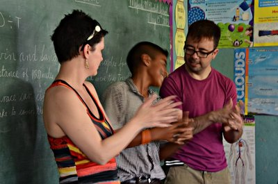 ISLP Belize 2013, Keith blog