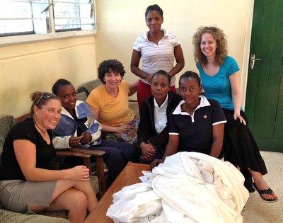 Tanzania 2012 - Christina's Blog 1
