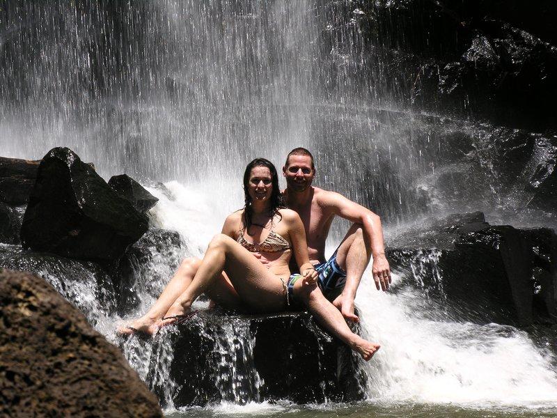 Alex & Drew @ Iguazu Falls