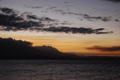 Mer solnedgang.......se og nyt :-)