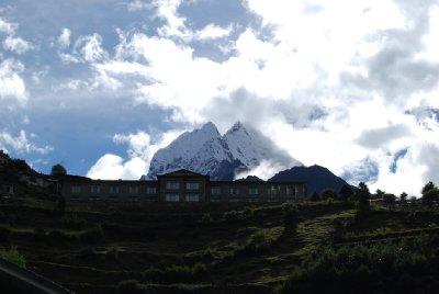 Ett av verdens høystliggende hoteller med upåklagelig bakgrunn!