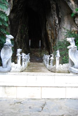 Inngangen til den forskrudde hulen!