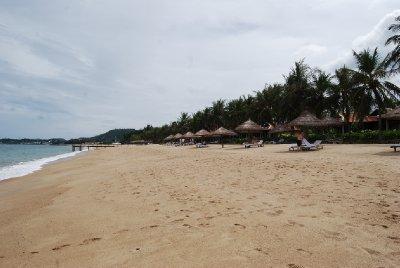 Nydelig strand i Nha Trang :-)