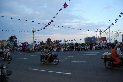 Helt normal gate i hovedstaden :-)