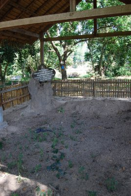 Graven for ulydige soldater......