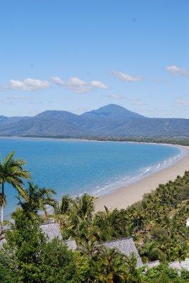 Strand, fjell og sjø......kan det bli bedre????