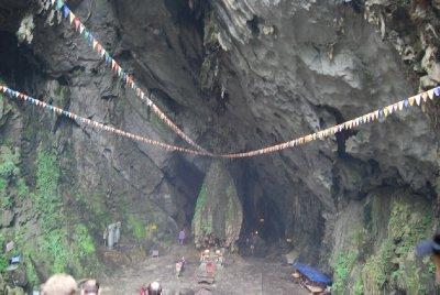 Parfyme grotten! - luktet ikke spesielt godt her.......så aner ikke hvor de har fått navnet fra!